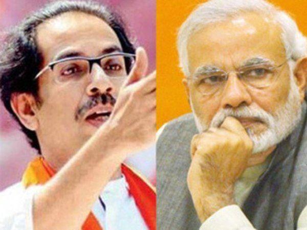 shivsena again criticized bjp after delhi vidhansabha election defeat
