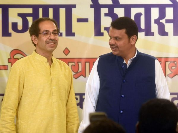 devendra fadnavis offer shiv sena ncp congress maharashtra vikas aghadi government formation uddhav thackeray cm politics news marathi