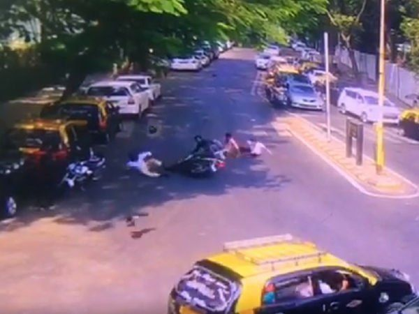 Mumbai colaba accident