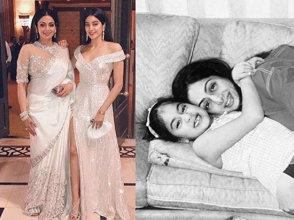 janhvi kapoor shares an emotional throwback picture message on the occasion of her mother sridevi's 2nd death anniversary