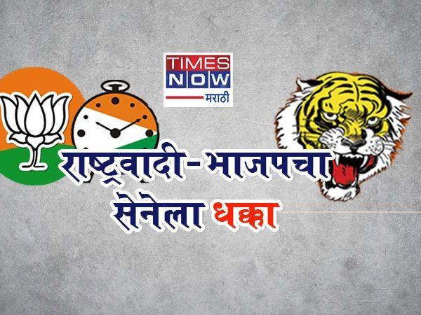 osmanabad ncp shiv sena bjp municipal council deputy president  political news in marathi google newsstand