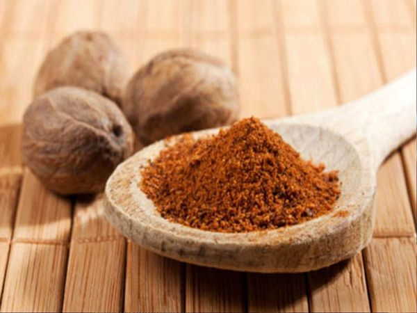 consuming nutmeg daily for increase sperm count