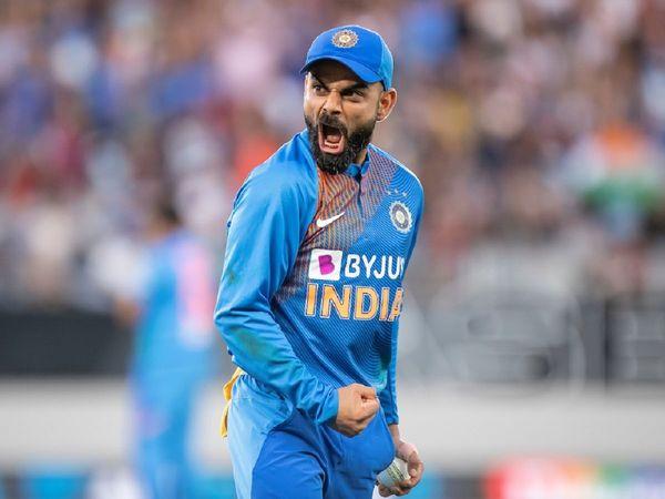 virat kohli surpasses rohit sharma in catches see full list sports cricket news marathi
