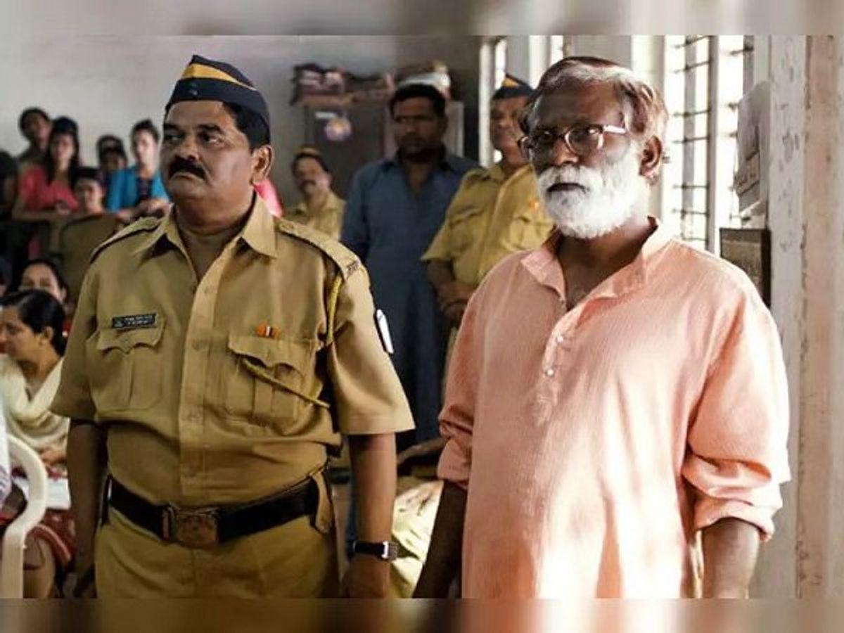 Court' fame actor Veera Sathidar dies of corona infection 'कोर्ट' फेम  अभिनेता वीरा साथीदार यांचे कोरोना संसर्गामुळे निधन