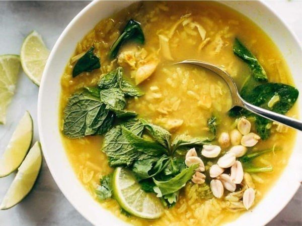 weight reducing soup