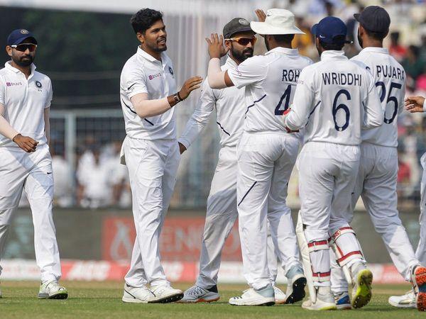 india vs bangladesh day-night test, day 3 highlights, the news in marathi google news