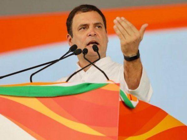 narendra modi insults guru lal krishna advani said rahul gandhi