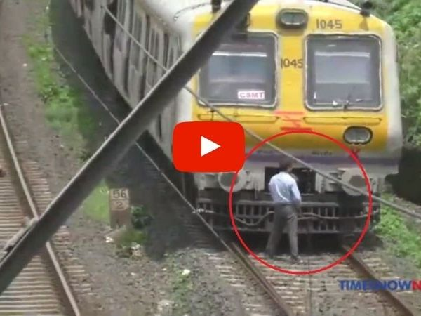 Central Railway Motorman