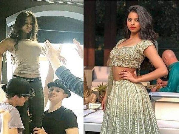 Suhana Khan bollywood