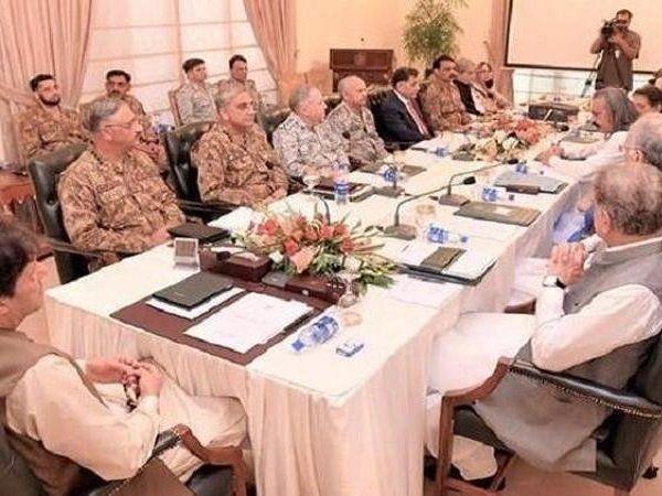 Pakistan PM Imran Khan meeting