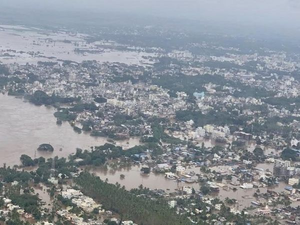 Sangli flood file photo