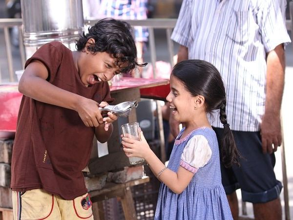 upcoming marathi film khari biscuit's first song releases on occasion of rakshabandhan