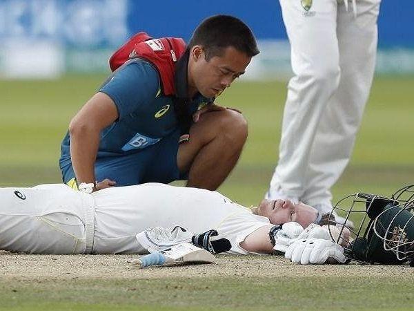 steve smith injury