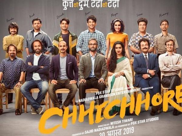 Chhichhore New Trailer