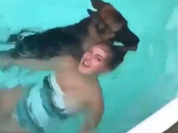 girl save