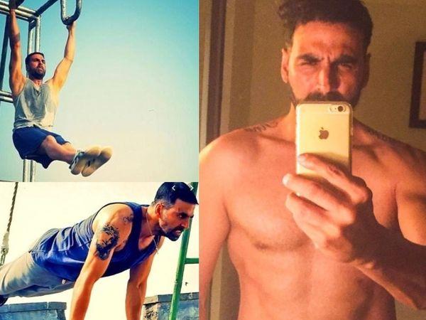 Akshay Kumar fitness exercise and diet plan