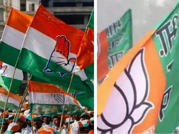 vidhansabha election 2019 congress ex minister krupashankar singh join bjp mega bharti 3 maharashtra news in marathi
