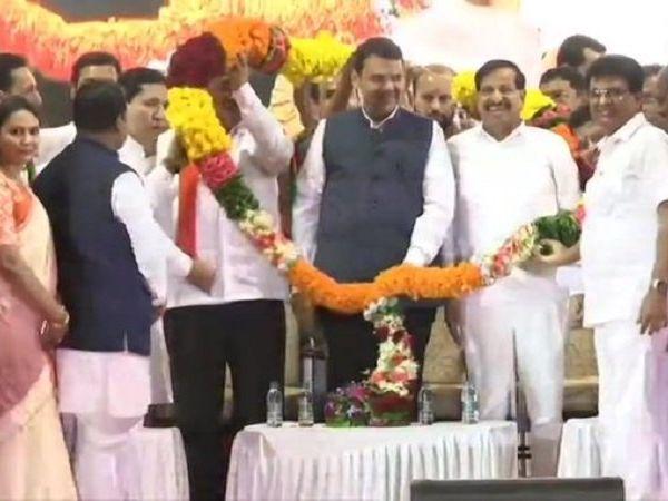 Ganesh Naik join BJP
