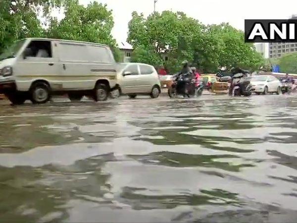 Mumbai Rain
