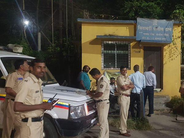 nagpur election commission seized 1 crore rupees car maharashtra polls vidhansabha nivadnuk 2019
