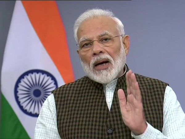 let's create a new india prime minister narendra modi addresses the country after the ayodhya judgment