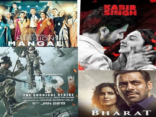 this is how many days these bollywood films took to reach the 200 crore mark mission mangal war kabir singh bharat uri