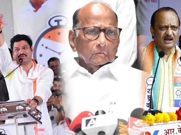 dhananjay munde or ajit pawar as leader of opposition sharad pawar will choose exactly who
